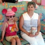 Taking Meemaw to Disney World