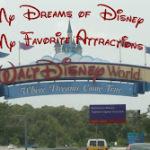 My top 10 attractions at Walt Disney World