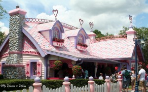 Magic Kingdom, Mickey's Toontown Fair