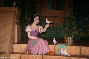 Snow White's Scary Adventures, Magic Kingdom, Fantasyland