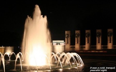 National World War II Memorial, Veterans Day, My Dreams of Disney, Washington, DC