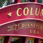 75 Days til Disneyland – Sailing Ship Columbia!