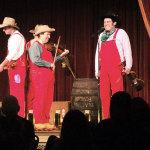 38 Days til Disneyland – Billy Hill and The Hillbillies!