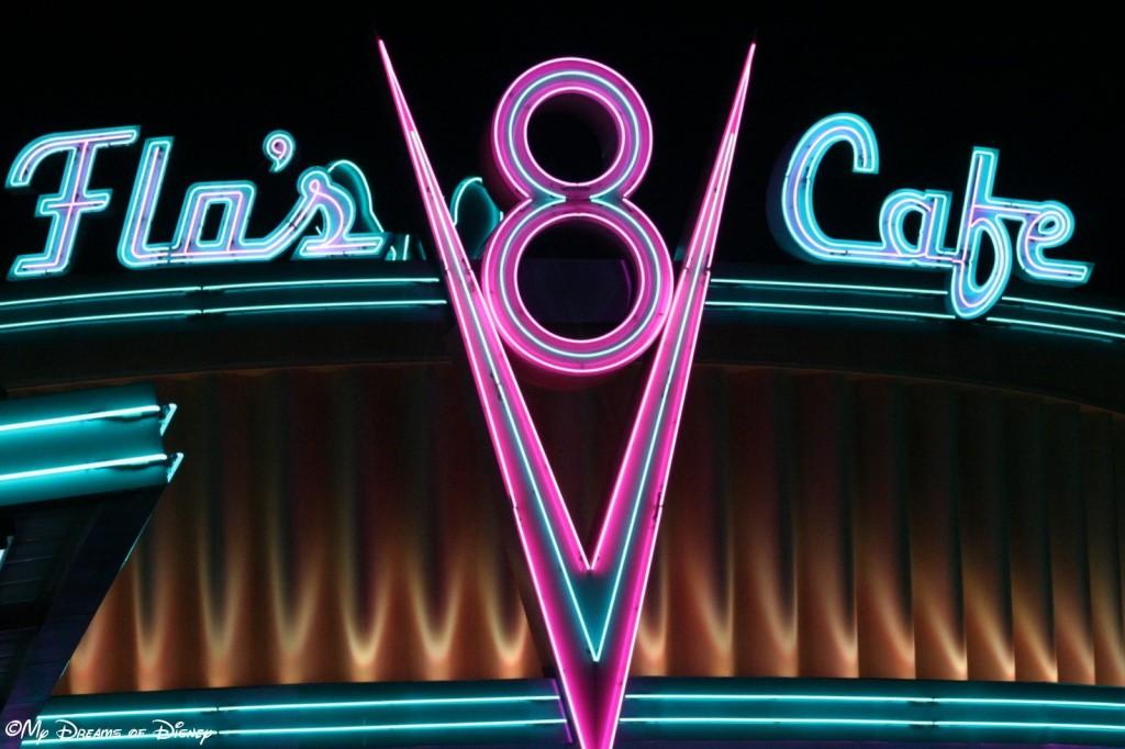 Flo's V8 Cafe