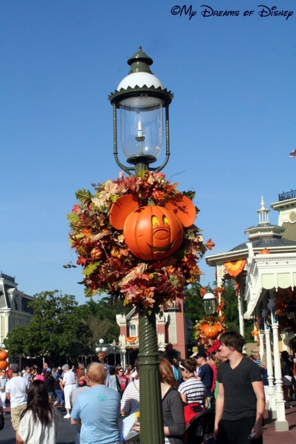 Main Street, U.S.A. Street Lamp
