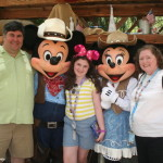 Happy Birthday Mickey and Minnie!