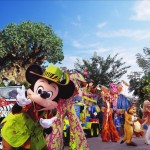 Jammin' with Mickey's Jammin' Jungle Parade!