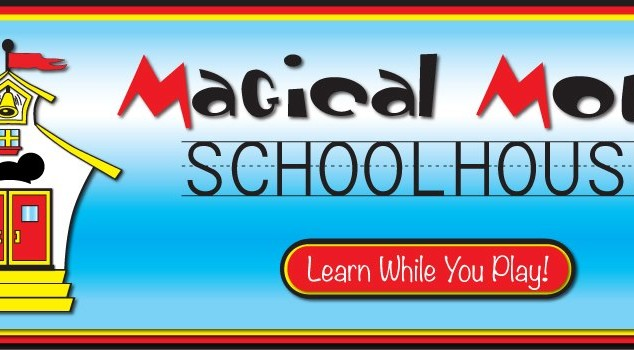 Magical Mouse Schoolhouse header