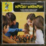 Donald Duck Presents the Wacky Wigwam Game