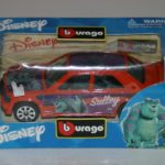 Burago Disney Character Diecast Cars