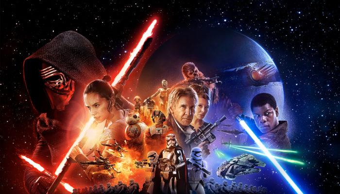 Star Wars Movie Night: The Force Awakens!